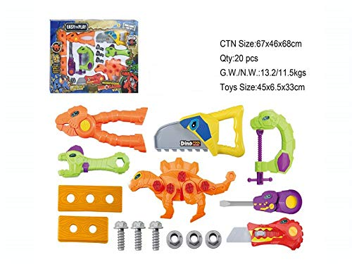 6yr Shop Swyft Construction Engineering Building Play Tool Set for Boys Girls Toddlers Best Toy Gift Kids Ages 3yr Cognitive /& Hands-On