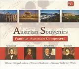 Famous Austrian Composers - Strauss / Mozart, W.A. / Schubert, F. / Beethoven, L. Van / Haydn, F.J. / Haydn, M. / Albrechtsberger, J.G.
