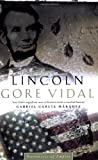 Front cover for the book Lincoln by Gore Vidal
