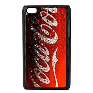 DDOUGS I Coca Cola Brand New Cell Phone Case for Ipod Touch 4, DIY I Coca Cola Case