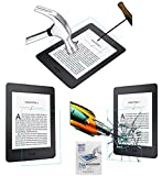 Acm Tempered Glass Screenguard For Kindle Paperwhite 3rd Gen 2015 Tablet Screen Guard Scratch Protector