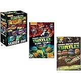 Les Tortues Ninja - l'Intégrale - Saison 1 + 2 + 3 (Nickelodeon) (Coffret 12 DVD)