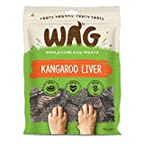 Kangaroo Liver 750g/26oz, Single Ingredient Australian Made, Pure Meat Hypoallergenic Dog Treat