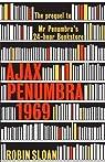 Ajax Penumbra: 1969 par Sloan
