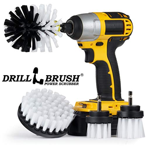 Car Accessories - Cleaning Supplies - Carpet Cleaner - Drill Brush - Car Detailing Kit - Glass Cleaner - Car - Motorcycle - Truck - Boat - Carpet - Leather - Vinyl - Spin Brush - Car Interior Cleaner - Foam Back Boat Vinyl