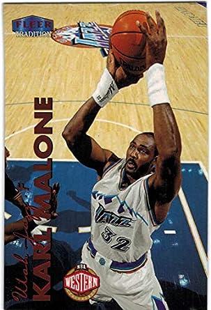 68c031ef8 1999-00 Fleer Utah Jazz Team Set with John Stockton   Karl Malone - 7