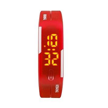 METLIFE 1099 Unisex relojes de las mujeres del deporte al aire libre femenino reloj de pulsera
