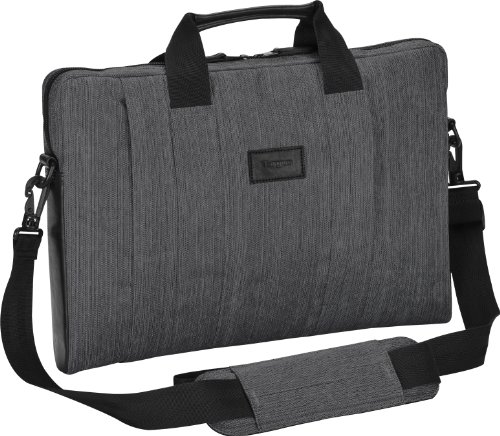 Targus CitySmart Slipcase Sleeve with Strap for 16-Inch Lapt
