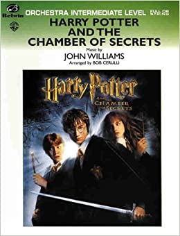 Book Harry Potter and the Chamber of Secrets, Themes from: Featuring 'Fawkes the Phoenix, ' 'Gilderoy Lockhart, ' 'Dobby the House Elf, ' 'Moaning Myrtle' and ... (Pop Intermediate Full/String Orchestra)