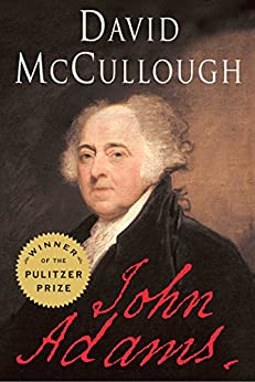 John Adams by [McCullough, David]