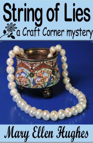 String of Lies (Craft Corner mysteries Book 2)