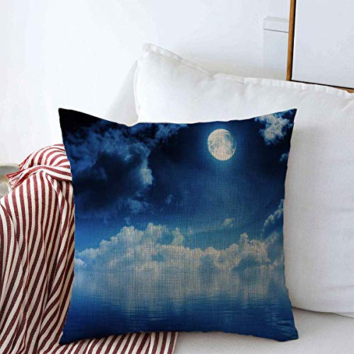 Luna Park Halloween (Throw Pillow Covers 18