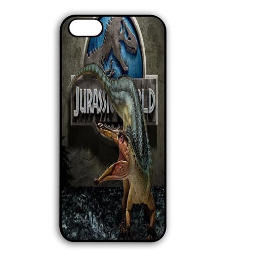 Coque,Jurassic World Logo Design Phone Shell Case Covers for Coque iphone 7 4.7 pouce 4.7 pouce Durable Snap On Case Cover With Best Plastic - Beautiful Coque iphone 7 4.7 pouce Phone Case Cover for G