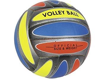 DEPORTOYS Balón Voley Ball Holiday Colores: Amazon.es: Juguetes y ...