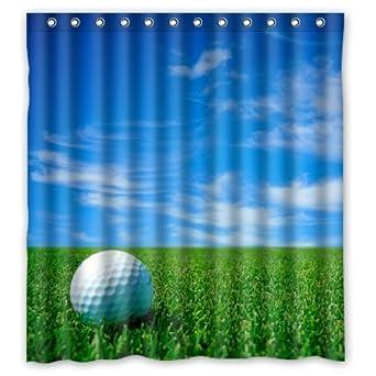 Amazon Creative Home Ideas White Golf Ball On The Course