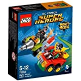 LEGO 76062 - Figurine Super Heroes Mighty Micros Robin Vs Bane