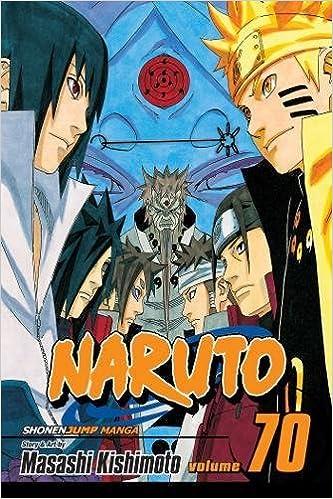Naruto, Vol  70 (70): Masashi Kishimoto: 9781421579757: Amazon com