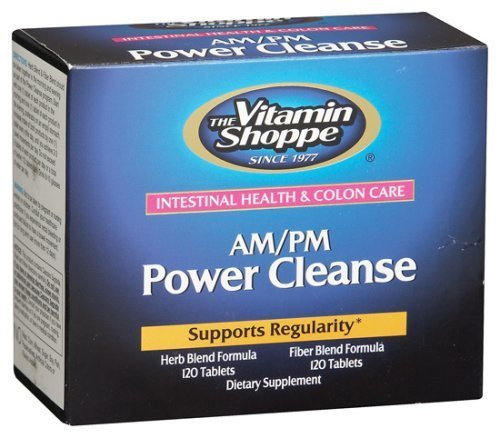 the Vitamin Shoppe - Am/Pm Power Cleanse, 1 kit by the Vitamin Shoppe