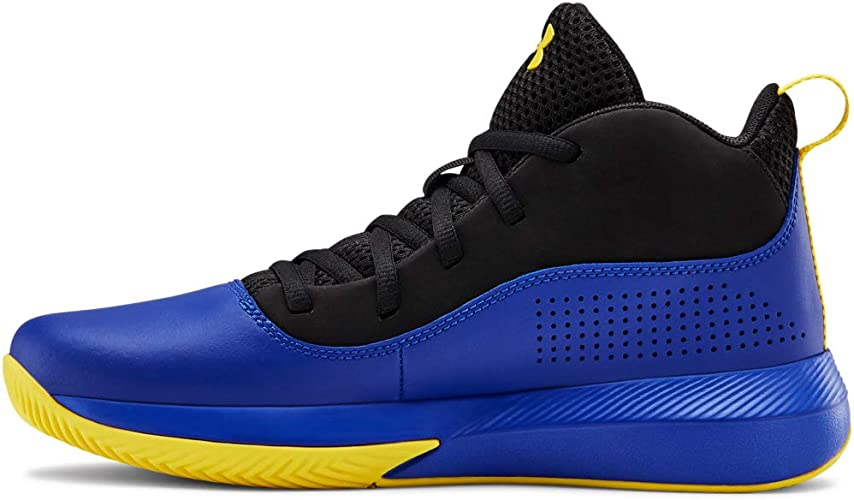 Chaussures de Basketball Homme Under Armour Lockdown 4