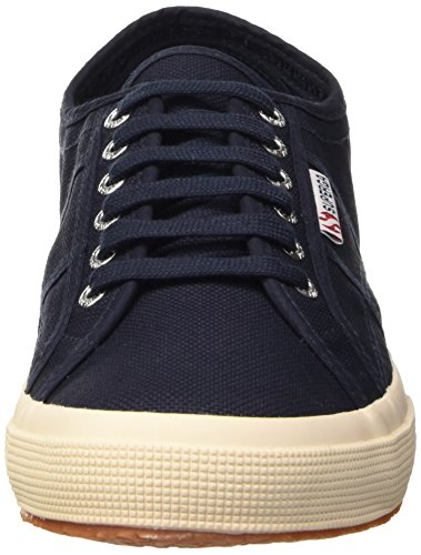 Navy adulte Superga Classic mixte Baskets Cotu Blu 2750 EXSxqXf0