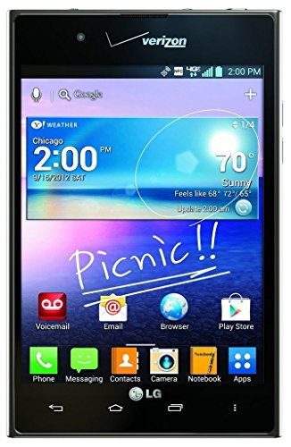 LG Intuition VS950 - No Contract - Android Phablet (Verizon Wireless) SIM CARD NOT INCLUDED