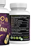 Exir Cardiovascular Health Supplement Saffron + Saffron Extract 30-mg (60 Capsules) Enhanced with Green Tea Extract, Made in U.S.A.