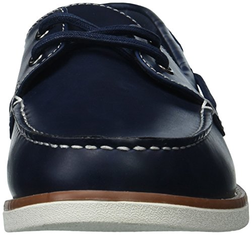 Non Elencato Da Kenneth Cole Mens Santon Boat Shoe Navy