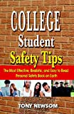 College Student Safety Tips, Newsom, Tony, 0978714334