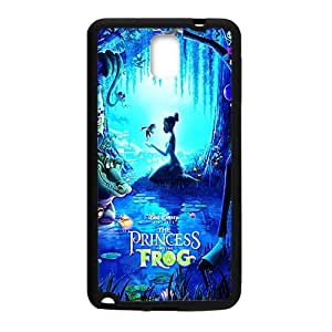RHGGB The princess frog Case Cover For samsung galaxy Note3 Case