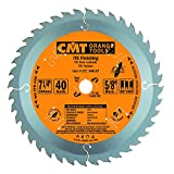 CMT 251.040.07-X10 ITK Industrial Finish Saw Blade Masterpack, 7-1/4-Inch x 40 Teeth 1FTG+4ATB Grind with 5/8-Inch Bore - 10-Pack