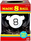 Mattel Games Magic 8 Ball Retro Edition