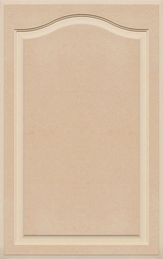 Unfinished Arch Top Cabinet Door in MDF by Kendor, 35 High x 22 Wide Kendor Wood Inc.
