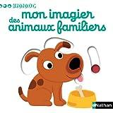 Mon imagier des animaux familiers
