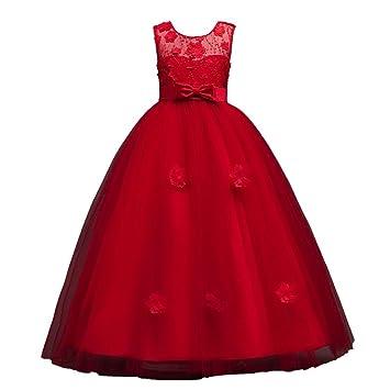 Oyedens Bambine Principessa Abiti Bambina Bambino Bambini Festa Swing  Vestiti  Amazon.it  Abbigliamento 791d6692ac3