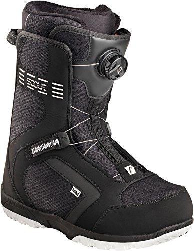 Head Scout Pro BOA Snowboard Boots Mens Sz 11 (Scout Boa Snowboard Boots)