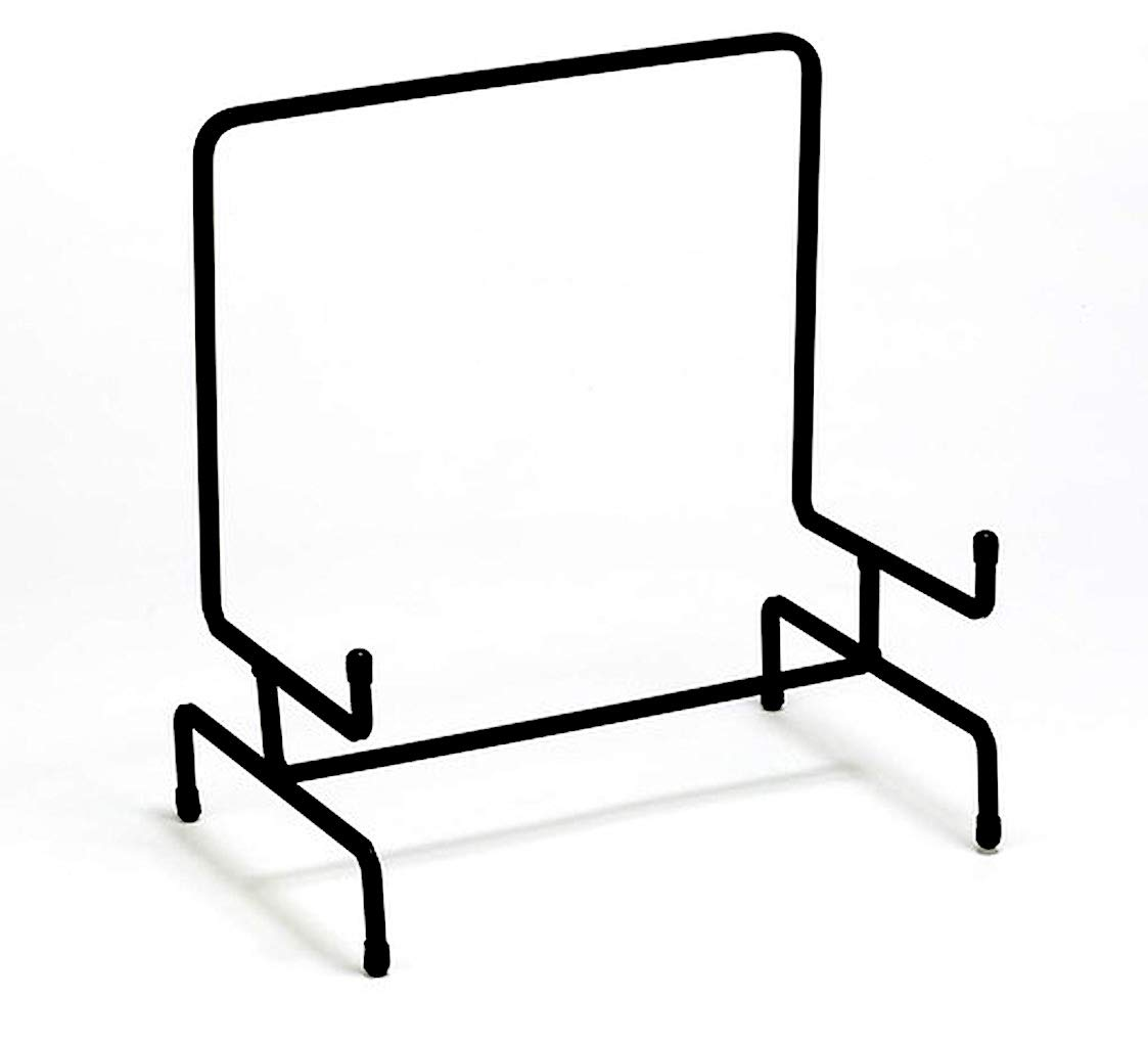 """Large 14/"""" x 10/"""" Collapsible Counter top Art Easel Plate Stand Display Holder"""