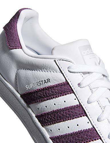 Adidas Ftwwht Originals Shoes W silvmt rednit Superstar wAzrvqw