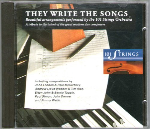 101 Strings Orchestra - They Write The Songs By 101 Strings Orchestra - Zortam Music