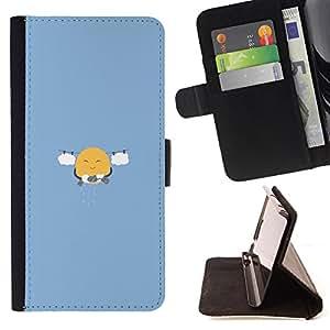 Dragon Case - FOR Sony Xperia Z3 Compact - ?true friends - Caja de la carpeta del caso en folio de cuero del tir¨®n de la cubierta protectora Shell