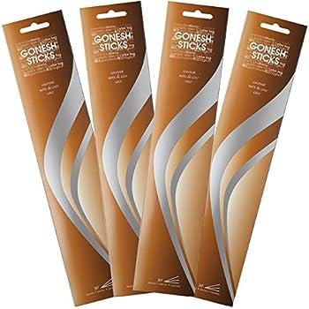 Amazon com: HEM Coconut 100 Incense Sticks (5 x 20 stick