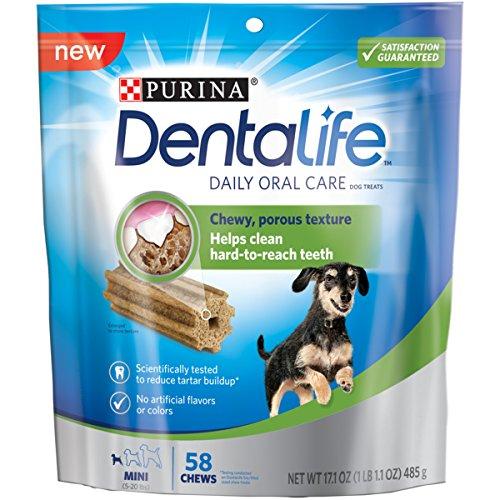 Purina DentaLife Daily Oral Care Mini Dog Treats