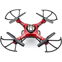 Dreamyth New JJRC H8D 6-Axis Gyro 5.8G FPV RC Quadcopter Drone HD Camera+Monitor+2 Battery