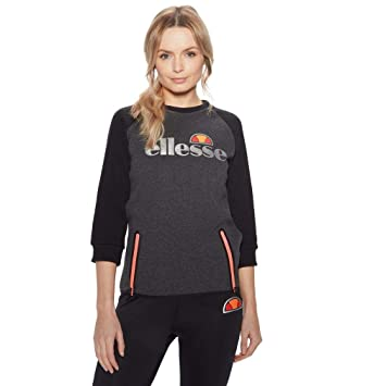 Ellesse Neith Chaqueta, Mujer, Multicolor (Anthramarl), 32