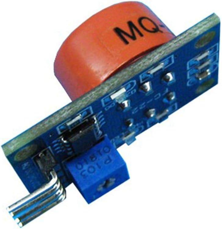 Idyandyan MQ-3 Alcool /éthanol Sensor Module Capteur de gaz D/étecteur de capteur D/étecteur MQ-3 Capteur Raspberry Nouveau