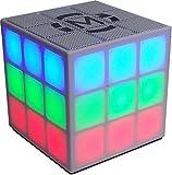 Mobi Cube Bluetooth Speaker 360° Light Show
