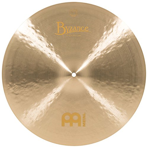 Meinl Cymbals B17JTC Byzance Jazz 17-Inch Thin Crash (VIDEO)