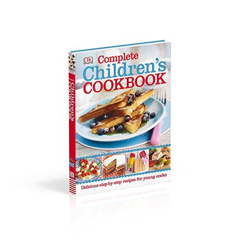 Complete Children's Cookbook by DK Publishing Dorling Kindersley (Image #7)