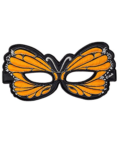 Adult Monarch Butterfly Costumes (Orange Butterfly Mask)