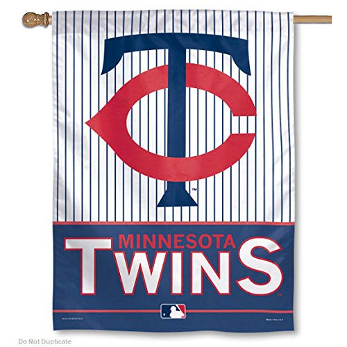 Wincraft Minnesota Twins House Flag and Banner