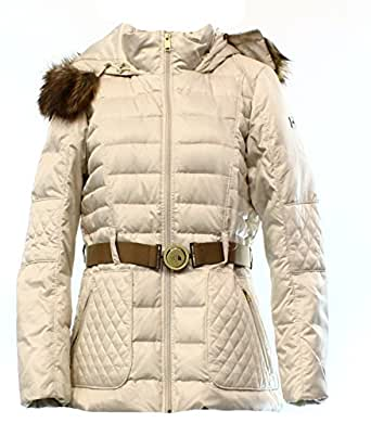 The North Face Women's Parkina Down Jacket Vintage White Large